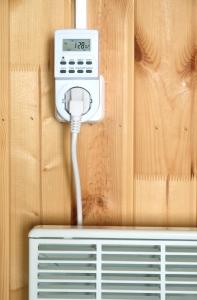Thermostat mit Heizlüfter
